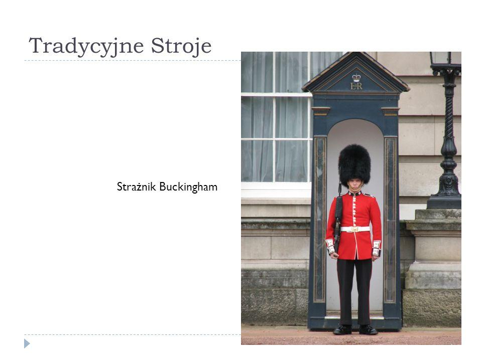 Tradycyjne Stroje Strażnik Buckingham