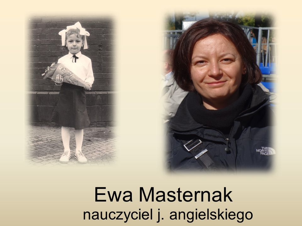 Ewa Masternak nauczyciel j. angielskiego