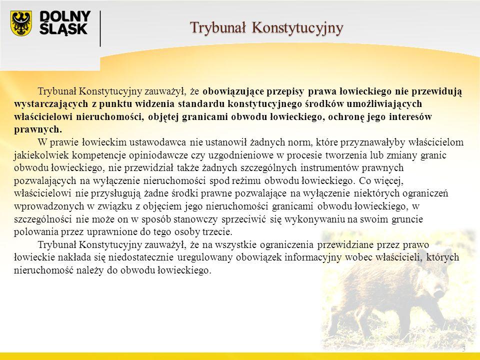 Obowiązująca Ustawa z dnia 13.10.1995 r.Prawo łowieckie (art.