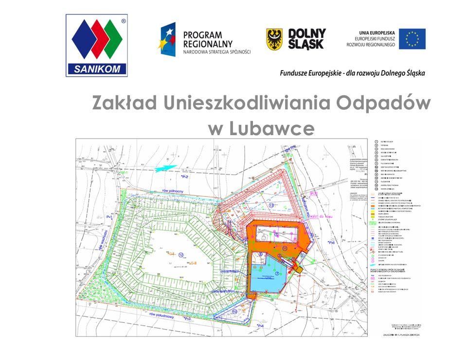 Zakład Unieszkodliwiania Odpadów w Lubawce