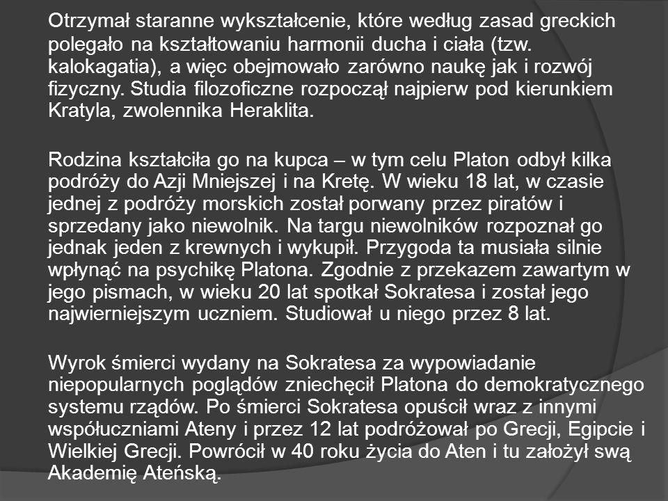 Według pewnych opinii pierwszymi dziełami filozoficznymi Platona były dialogi Sokratesa ze sceptykiem Filonem.