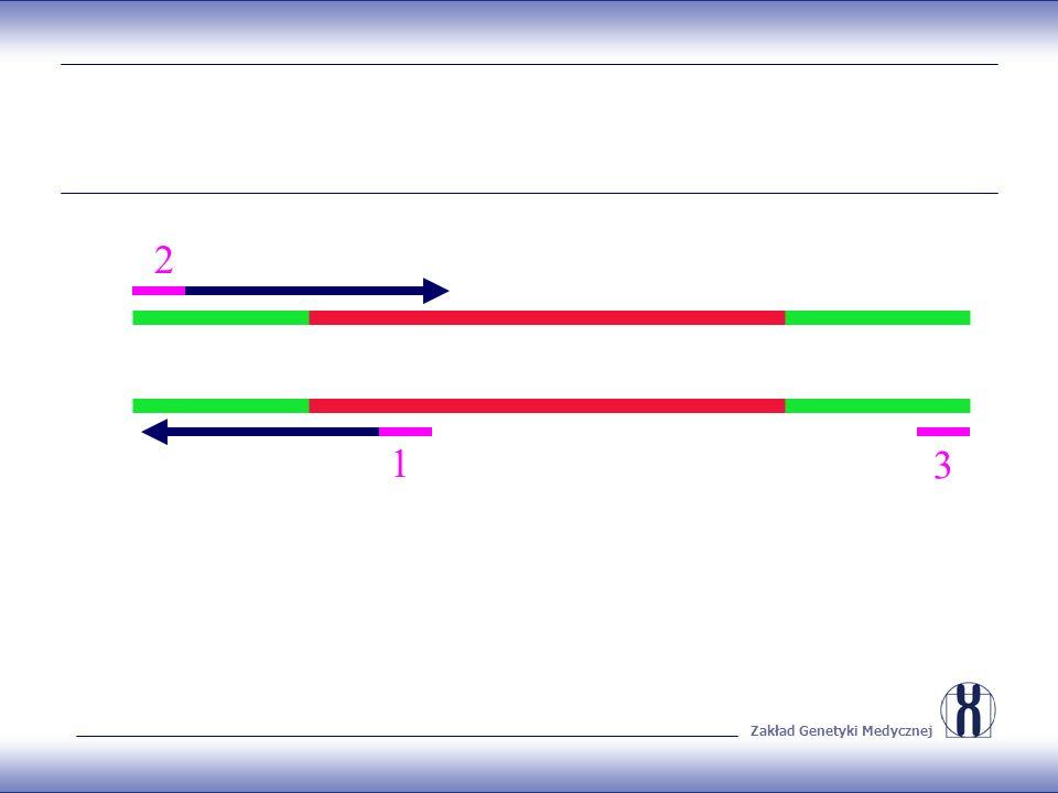Zakład Genetyki Medycznej 1 2 3