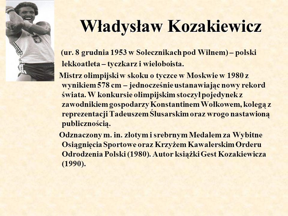 Jerzy Rybicki – boks, waga średnia Krzysztof Kosedowski – boks, waga piórkowa Kazimierz Adach – boks, waga lekka Kazimierz Szczerba – boks, waga półśrednia