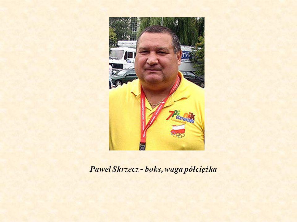 Paweł Skrzecz - boks, waga półciężka