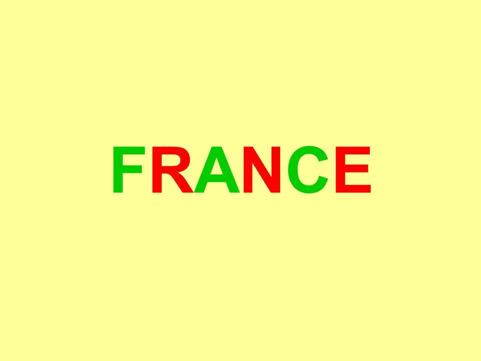 FRANCEFRANCE