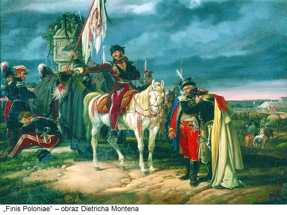 Polski Prometeusz, obraz Horace Verneta jako alegoria upadku powstania listopadowego