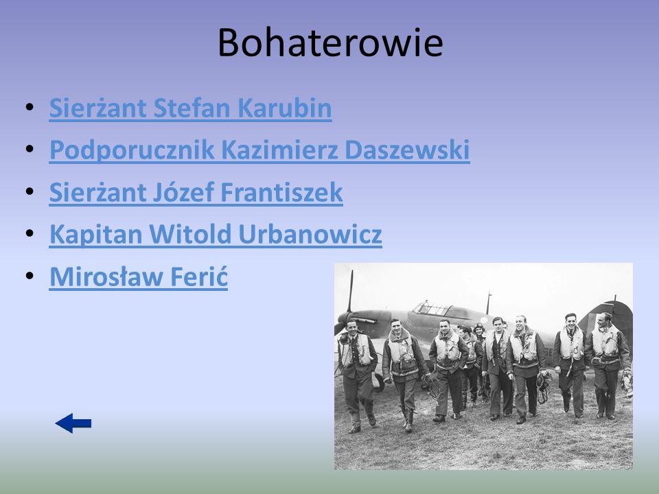 """Stefan Karubin Bohater rozdziału: """"A gdy kul zabrakło… ."""