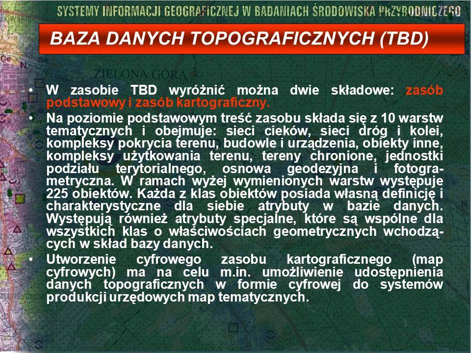 BAZY I MAPY HYDROGRAFICZNA I SOZOLOGICZNA Mapa Hydrograficzna Polski jest mapą tematyczną przedstawiającą w syntetycznym ujęciu warunki obiegu wody w powiązaniu ze środowiskiem przyrodniczym, jego zainwestowaniem i prze- kształceniem.