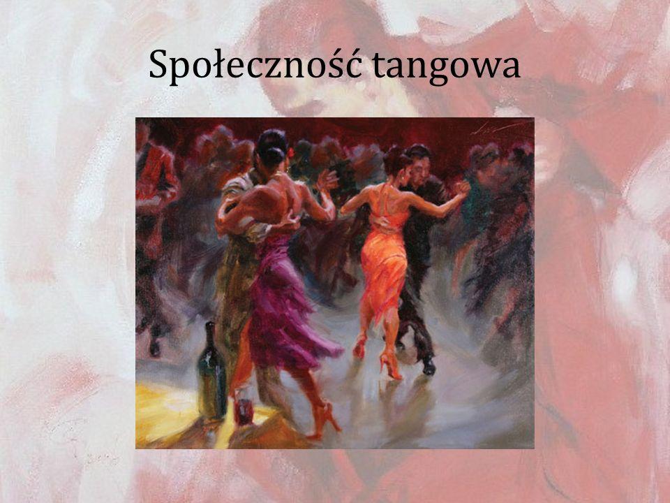 Społeczność tangowa