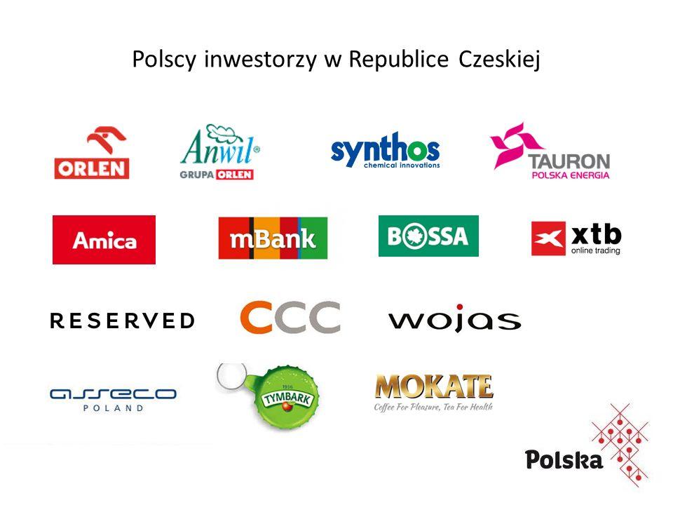 Polscy inwestorzy w Republice Czeskiej