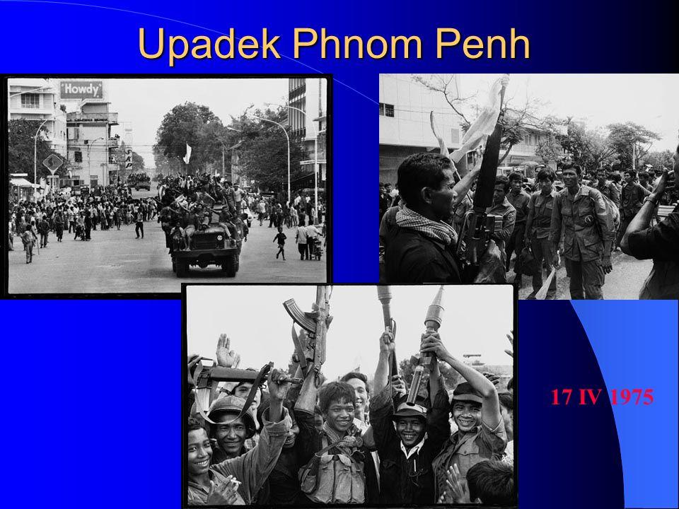 Upadek Phnom Penh 17 IV 1975