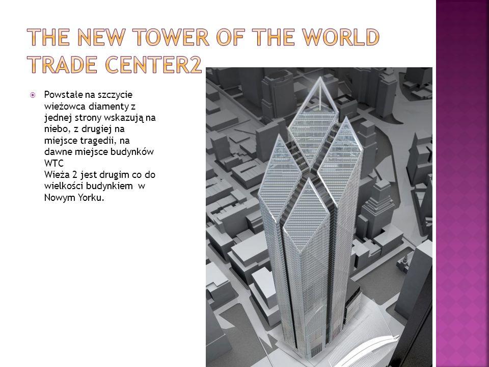 11.IX.2001 terroryści dokonali zamachu na wieże World Trade Center.