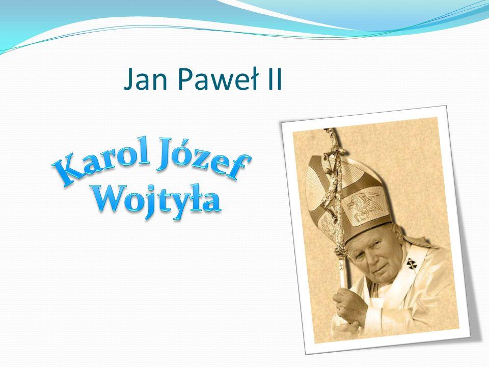 Choroba : Jan Paweł II od 1992 r.cierpiał na postępującą chorobę Parkinsona.