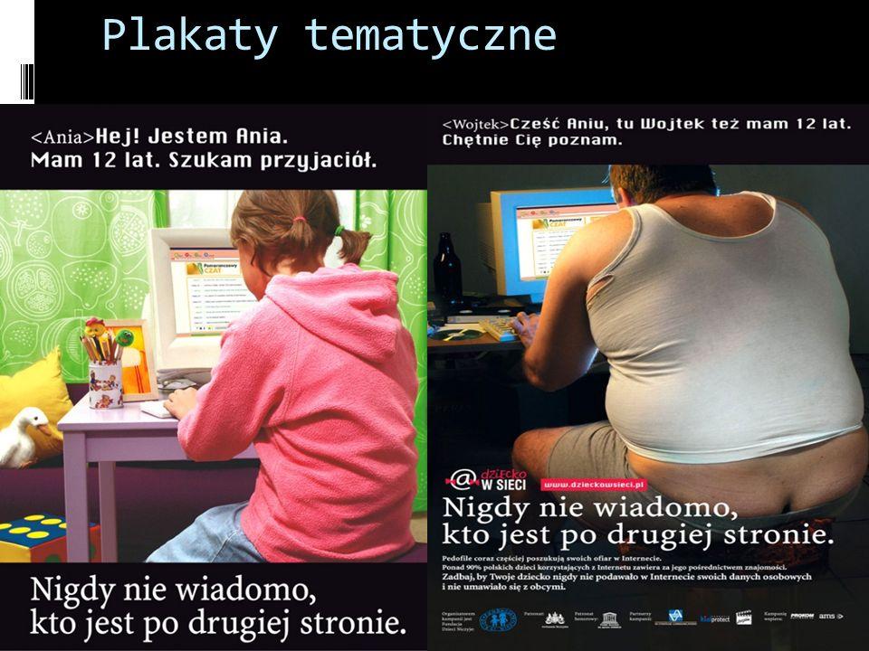 Plakaty tematyczne