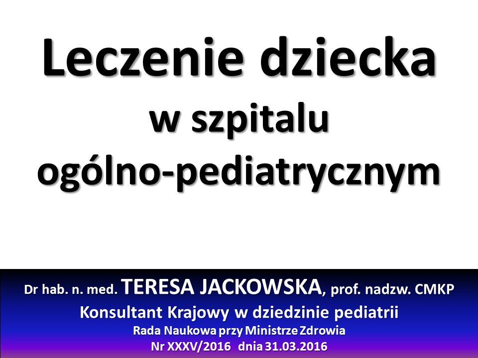 Najważniejsze problemy pediatrii 17.
