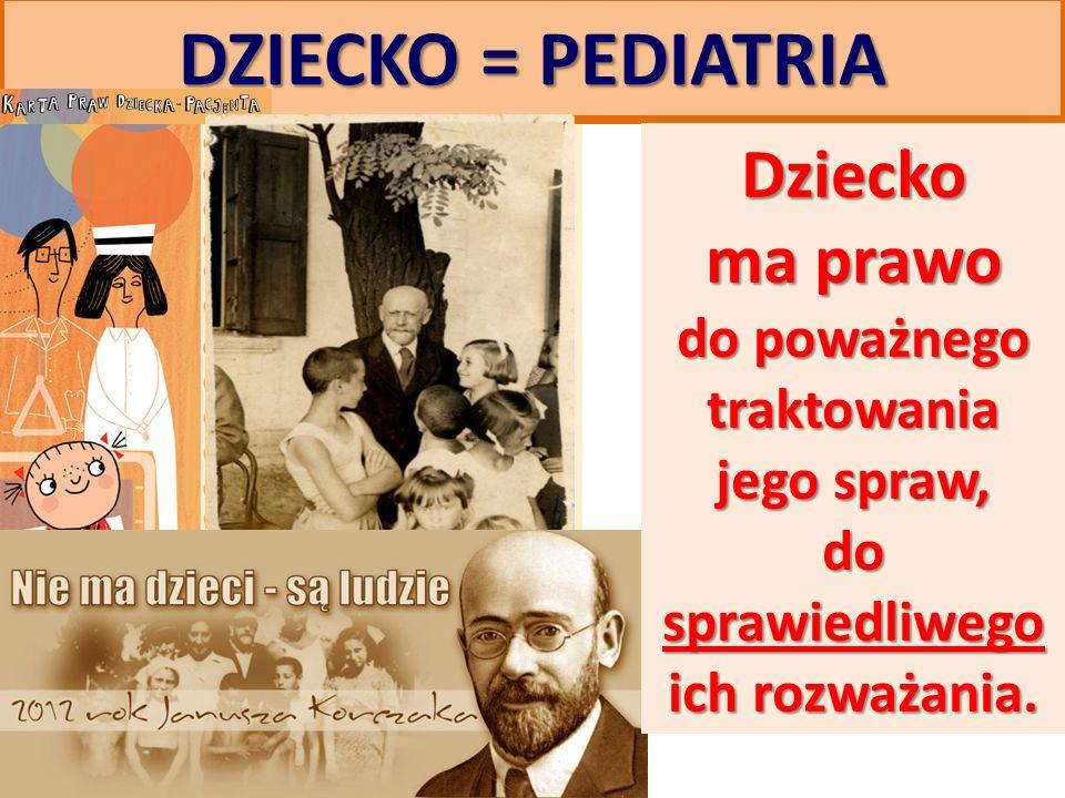 D.Około 20% dzieci w oddziałach pediatrycznych jest hospitalizowanych D.