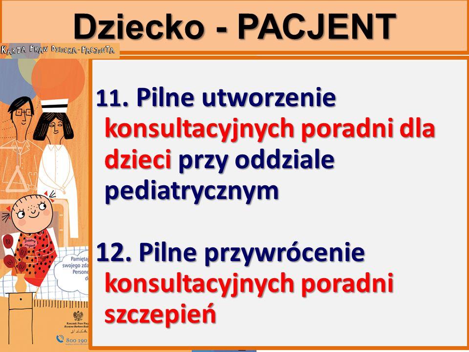 Dziecko - PACJENT 11.