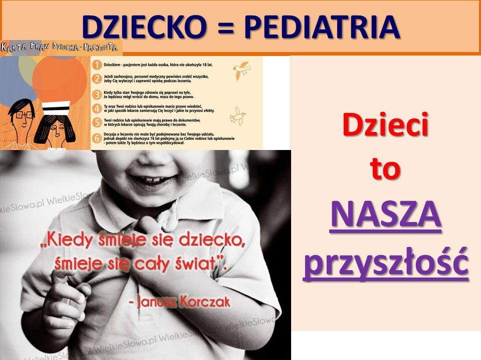 Najważniejsze problemy pediatrii !.5.