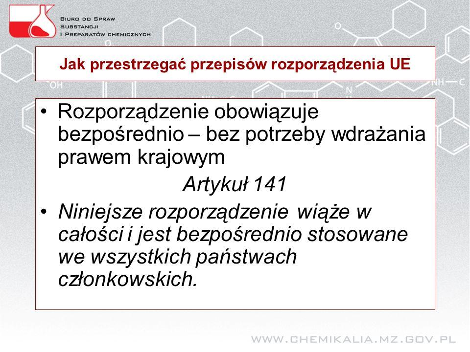 Badania substancji Artykuł 13 Ogólne wymagania dotyczące generowania informacji o swoistych właściwościach substancji 1.