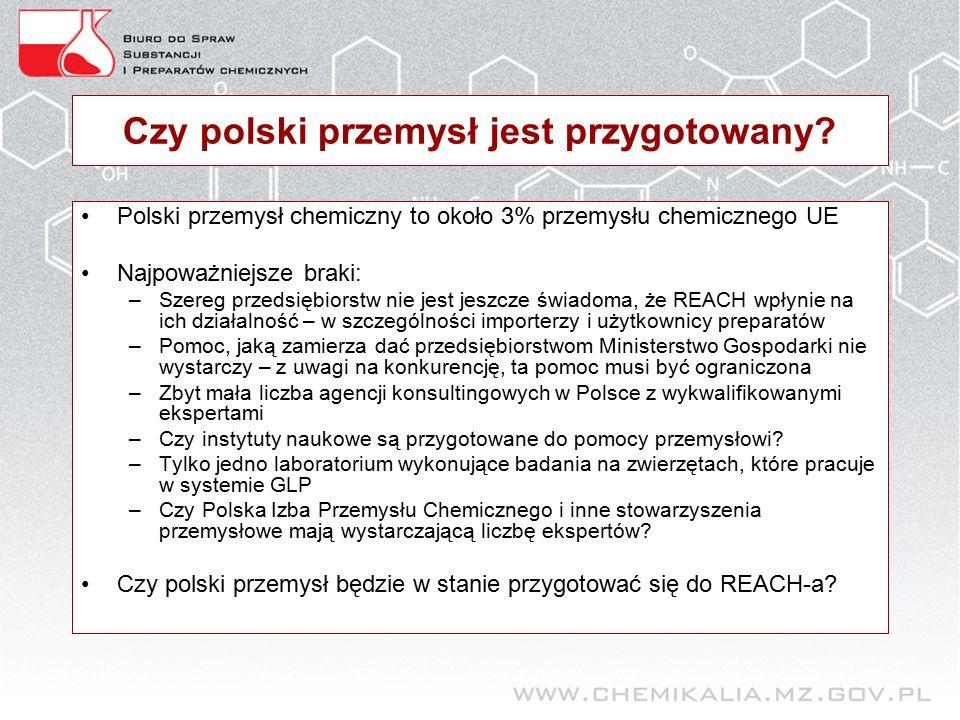 Czy polski przemysł jest przygotowany.