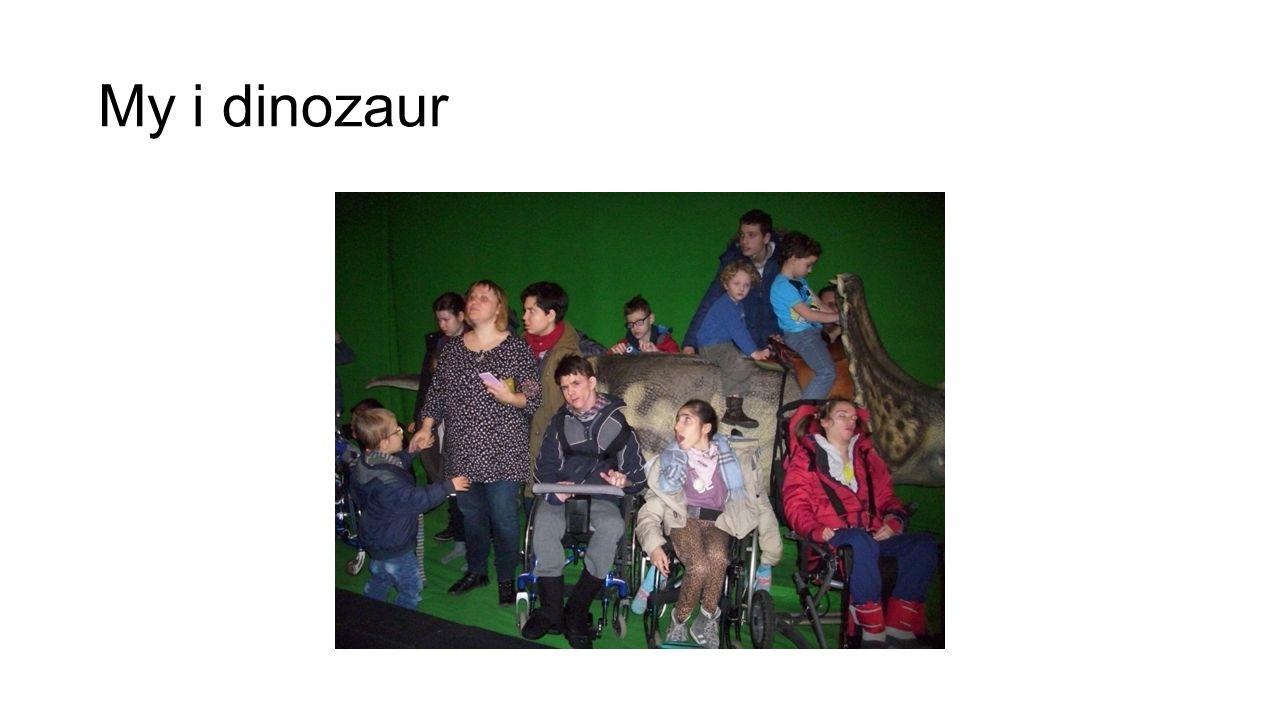 My i dinozaur