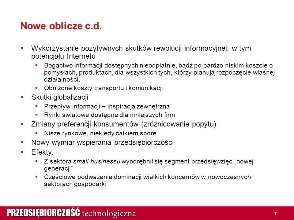 7 Nowe oblicze c.d.