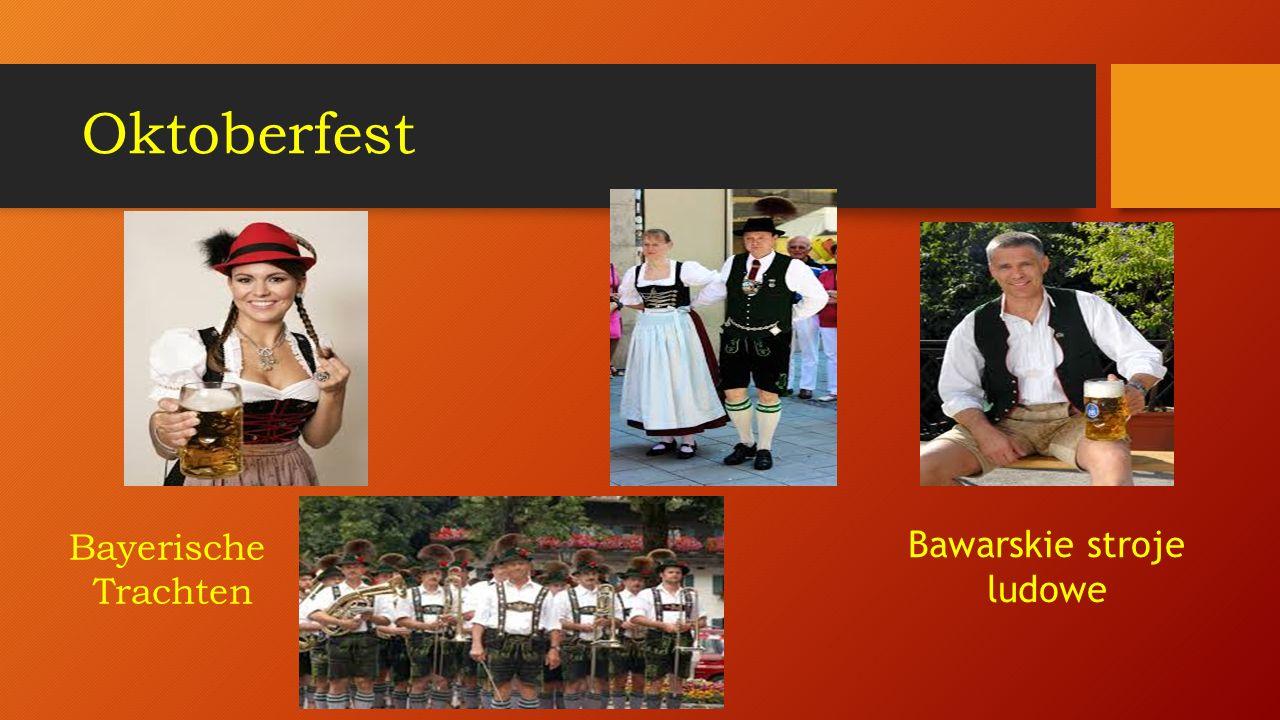 Oktoberfest to Święto Piwa i największa biesiada ludowa, na którą każdego roku ściągają miliony miłośników zabawy (i oczywiście piwa!) z najdalszych z