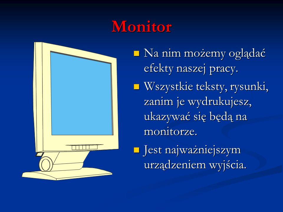 Sam porównaj! Monitor CRT – czyli tradycyjnyMonitor LCD – czyli ciekłokrystaliczny