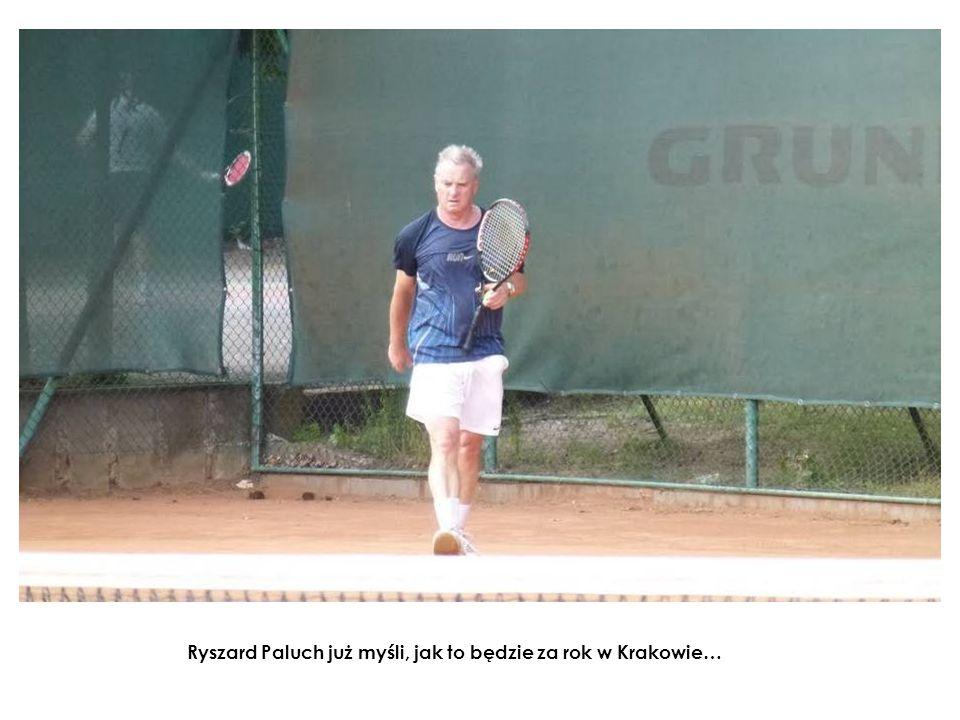 Ryszard Paluch już myśli, jak to będzie za rok w Krakowie…