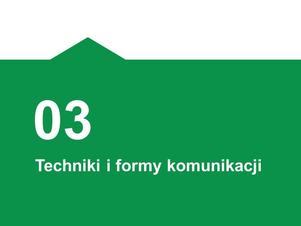 0303 Techniki i formy komunikacji