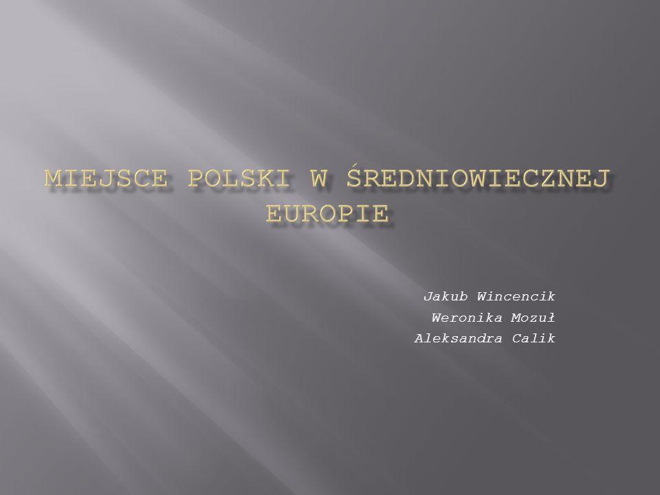 Wydarzenie to spowodowało iż powstające państwo polskie znalazło się w centrum oddziaływań cywilizacji zachodnioeuropejskiej.