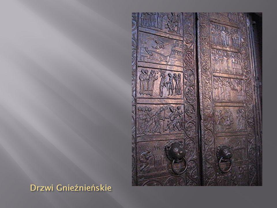 Drzwi Gnie ź nie ń skie