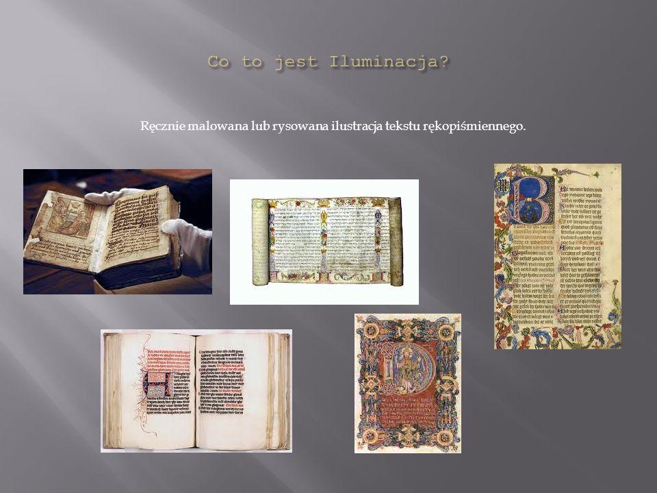 Ręcznie malowana lub rysowana ilustracja tekstu rękopiśmiennego.