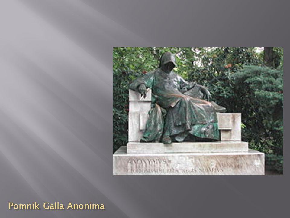 Pomnik Galla Anonima
