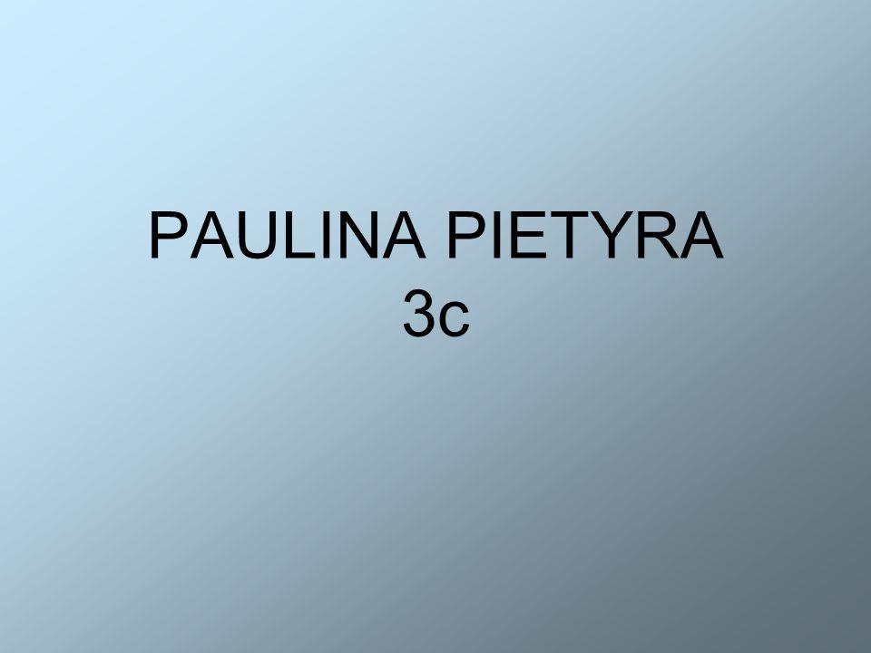 PAULINA PIETYRA 3c