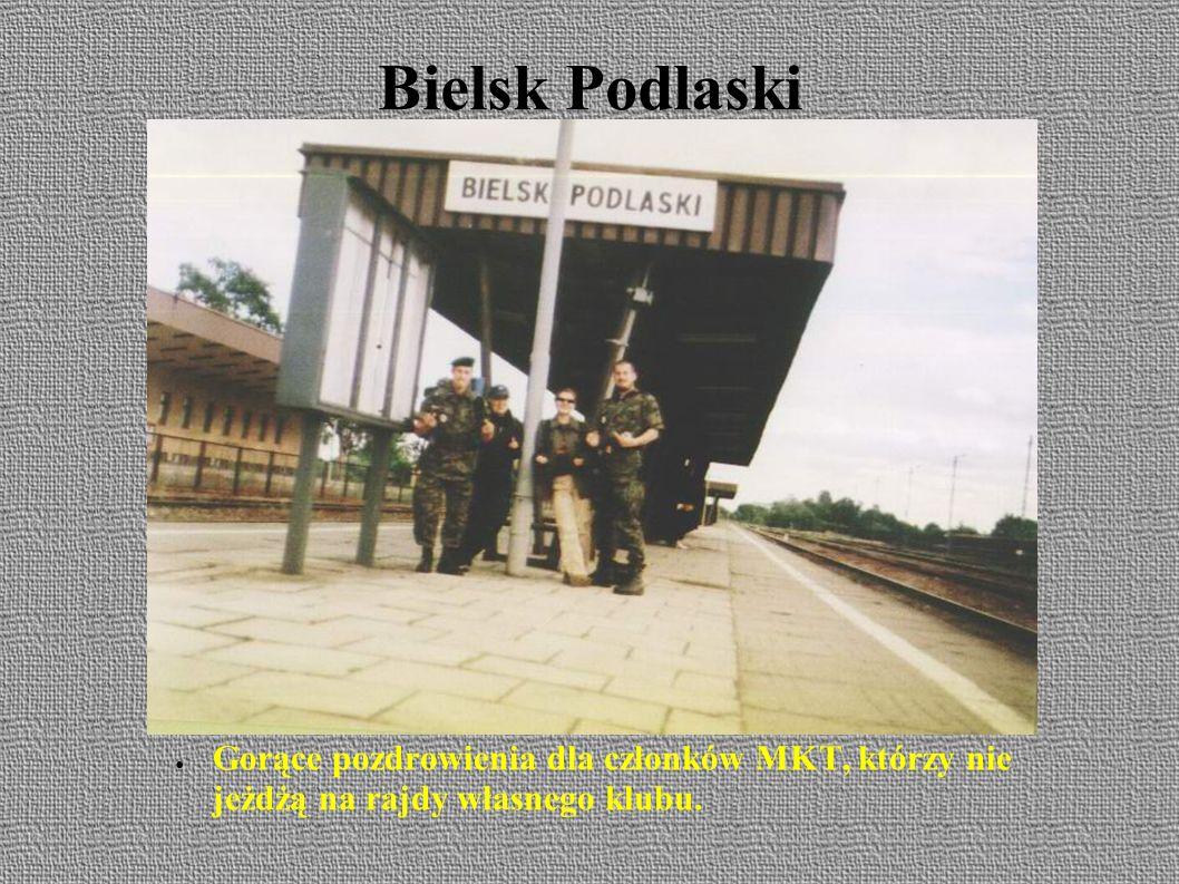Bielsk Podlaski – dworzec centralny ● ET go home!