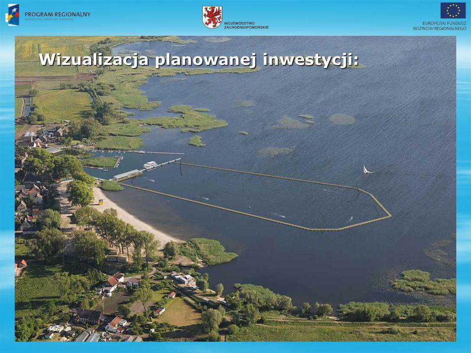 Wizualizacja planowanej inwestycji:
