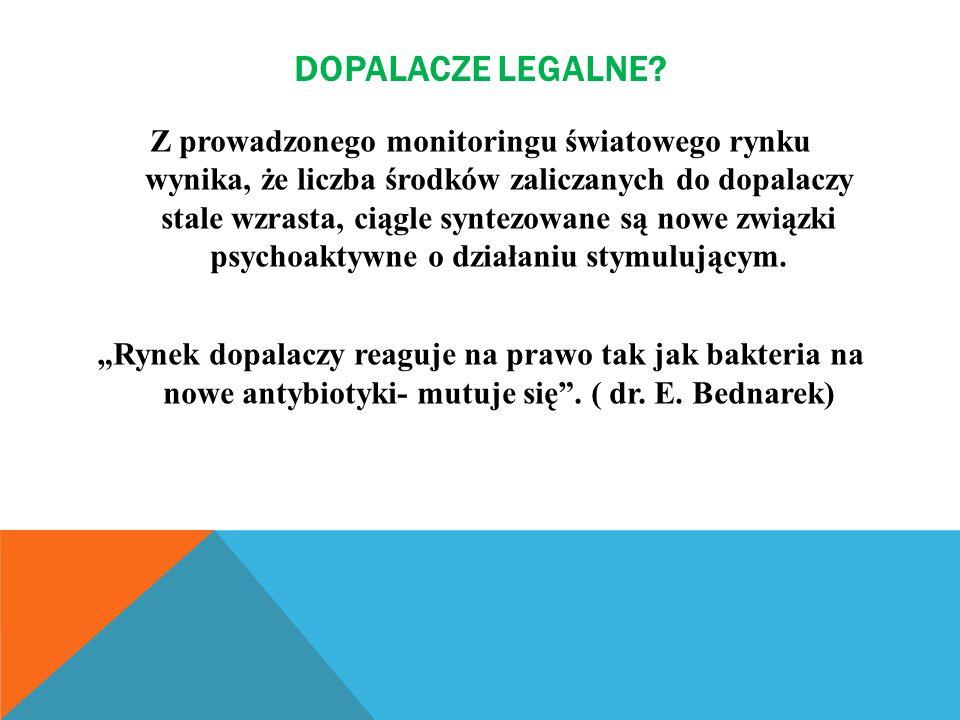 DOPALACZE LEGALNE.