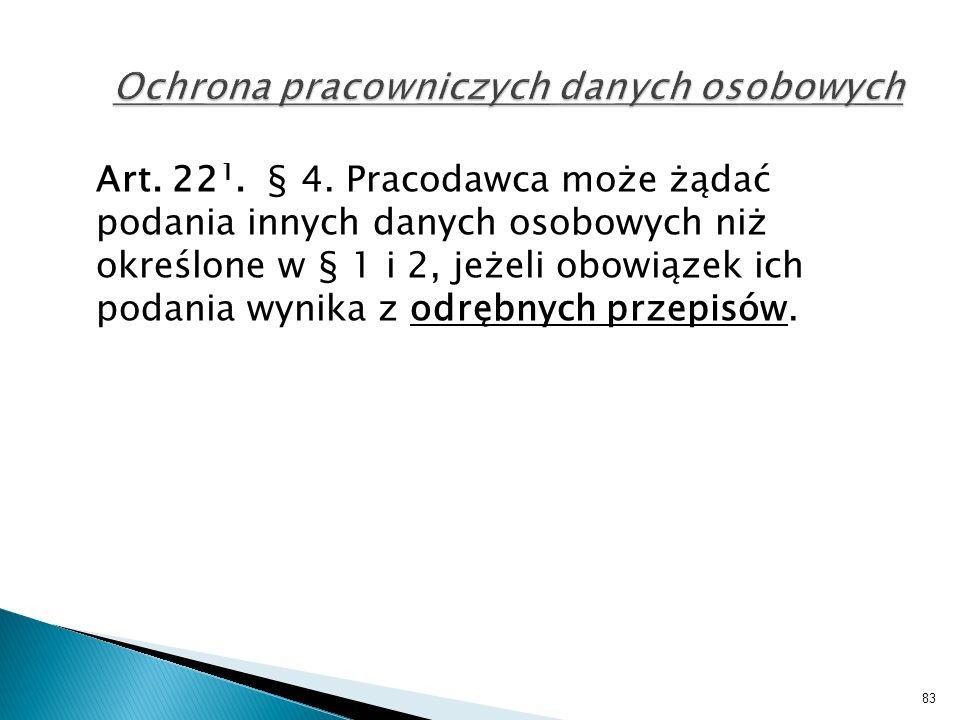 Art. 22 1. § 4.