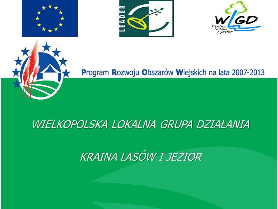 Zapraszamy do: Biura WLGD KRAINA LASÓW I JEZIOR Leszno Plac Kościuszki 4 lok.