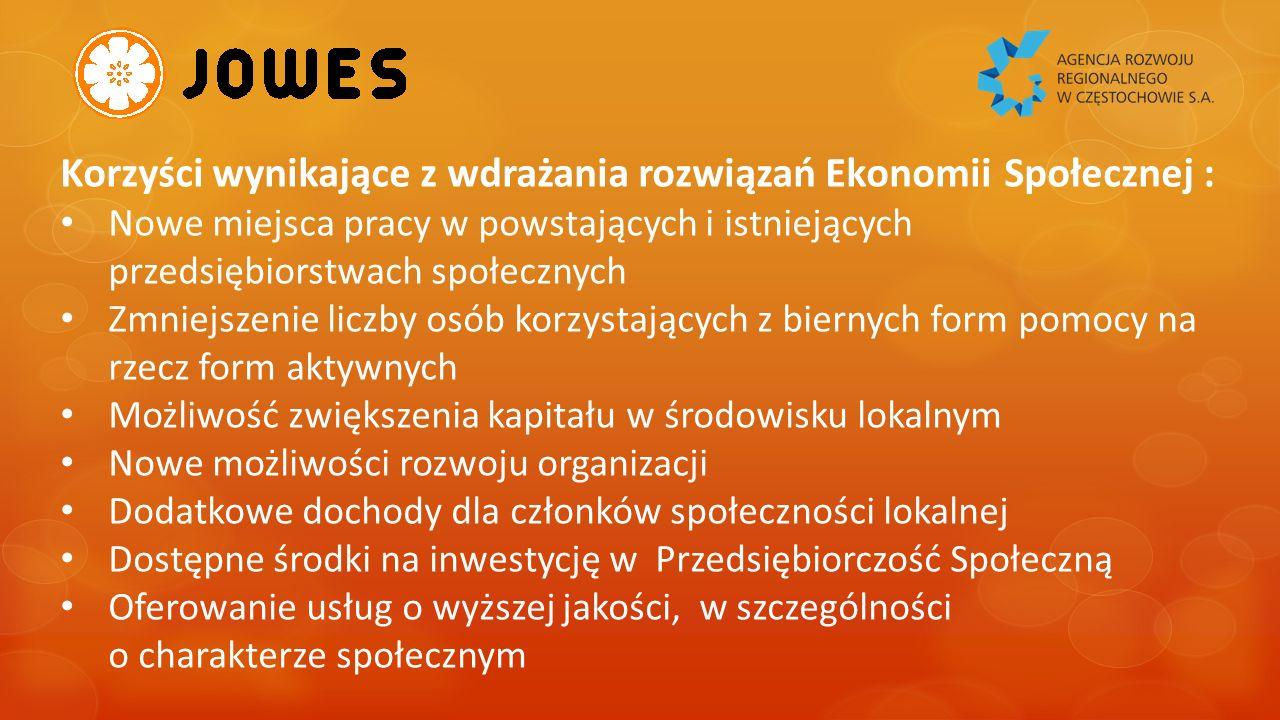 Rozwój Ekonomii Społecznej = Rozwój Lokalny Kierowany przez Społeczność Zgodnie z zapisami Regionalnego Programu Operacyjnego Województwa Śląskiego na lata 2014-2020 zaplanowane zostało uzupełnienie dostępnego wsparcia na realizację Lokalnej Strategii Rozwoju konkretnej LGD z EFRROW i EFMR o środki pochodzące zarówno EFS jak i EFRR