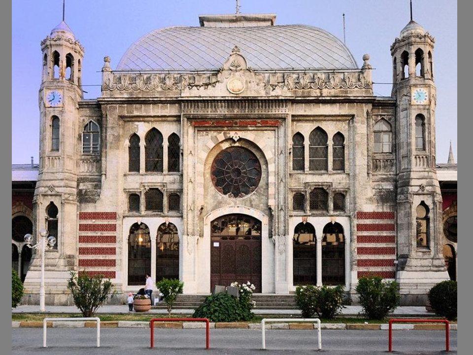 Dworzec Orient Ekspress w Stambule