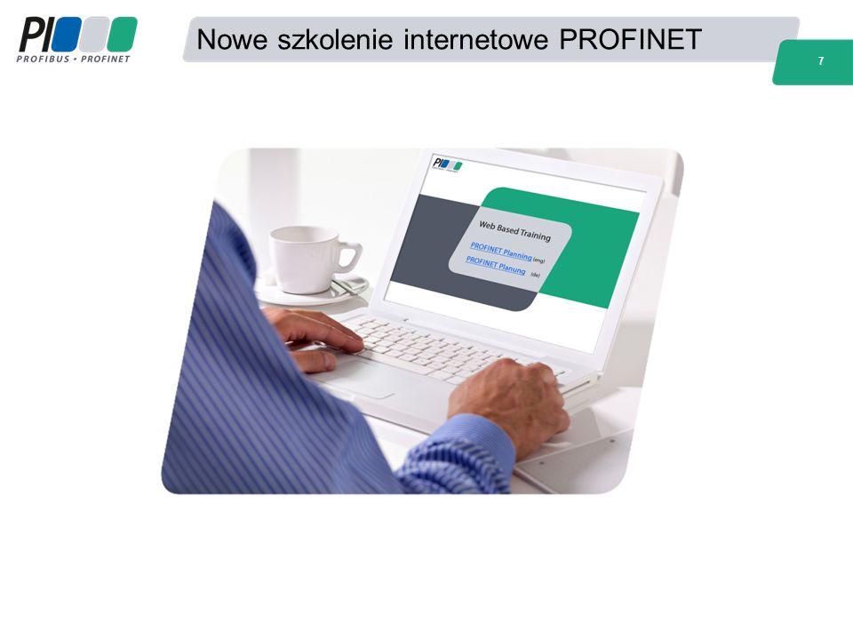 Nowe szkolenie internetowe PROFINET 7
