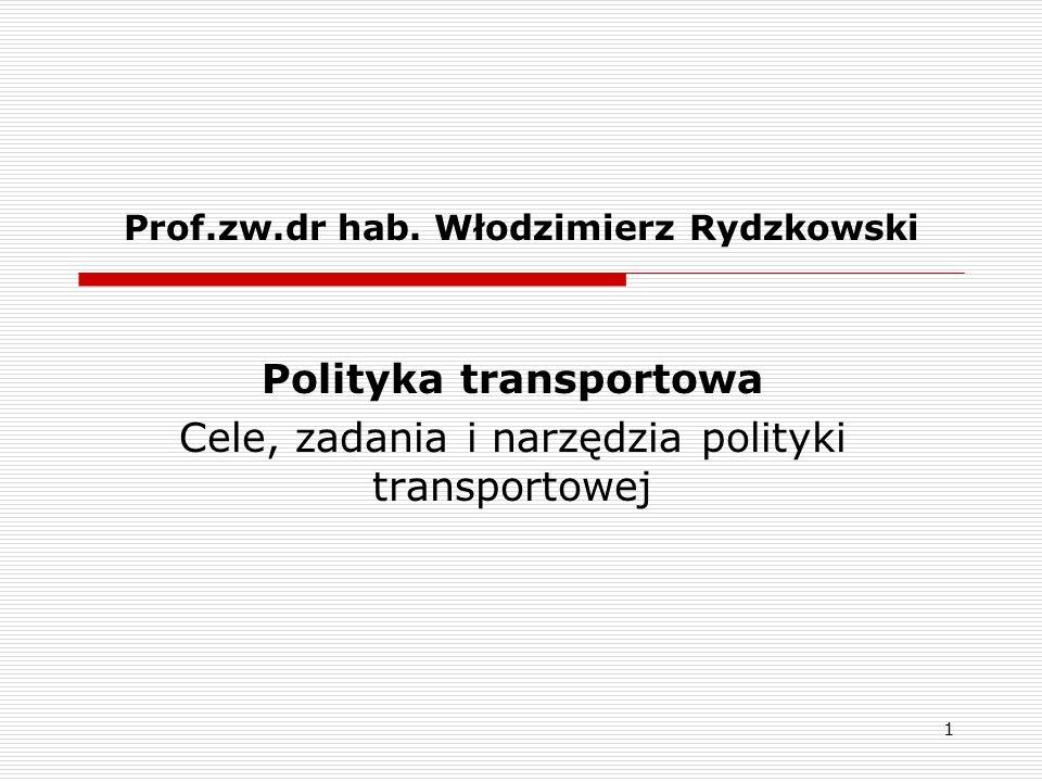 1 Prof.zw.dr hab.