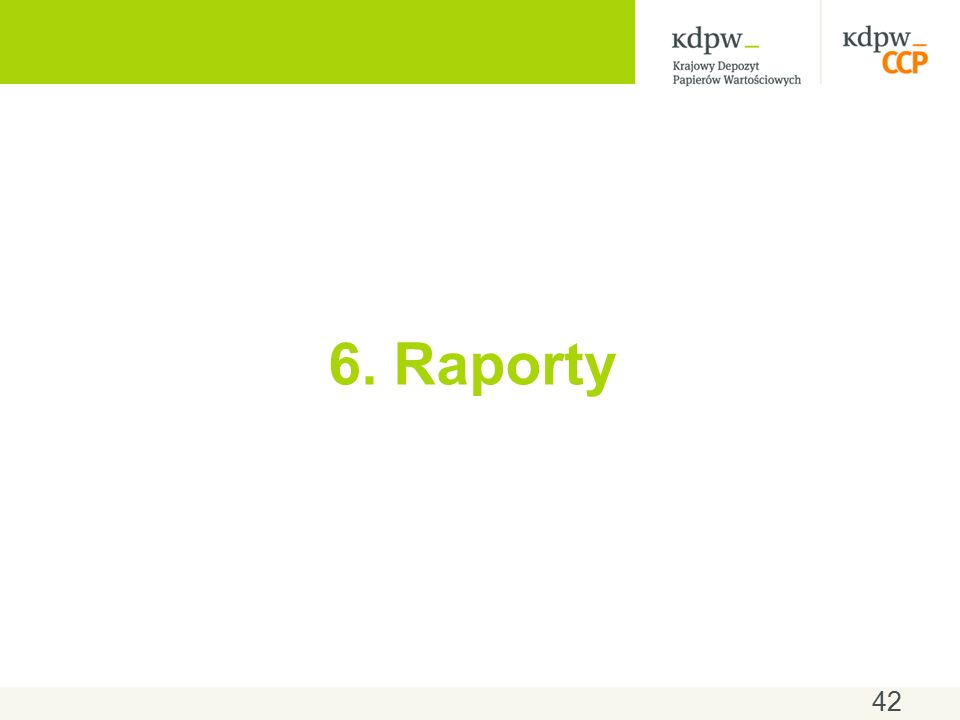 6. Raporty 42