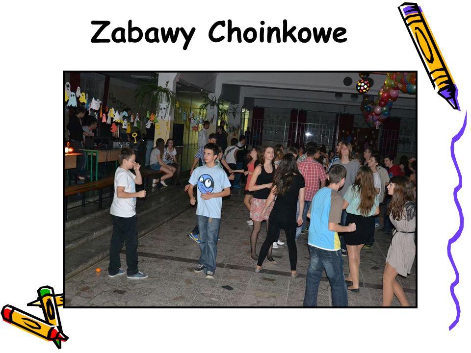 Zabawy Choinkowe