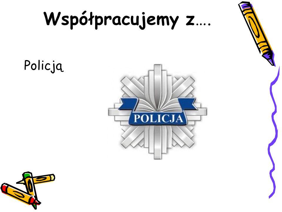 Współpracujemy z…. Policją