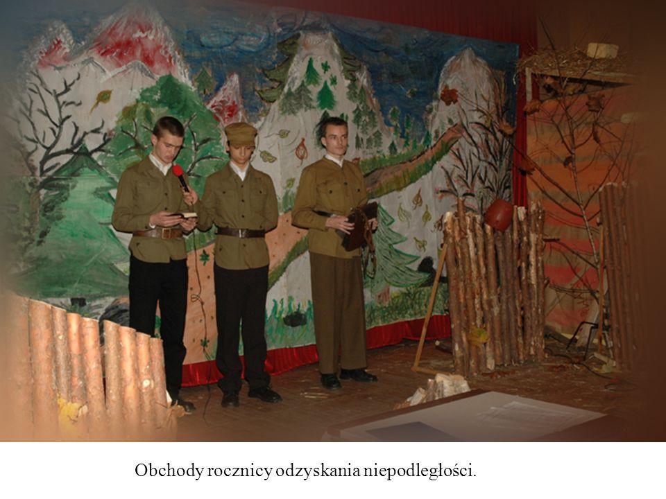 Obchody rocznicy odzyskania niepodległości.