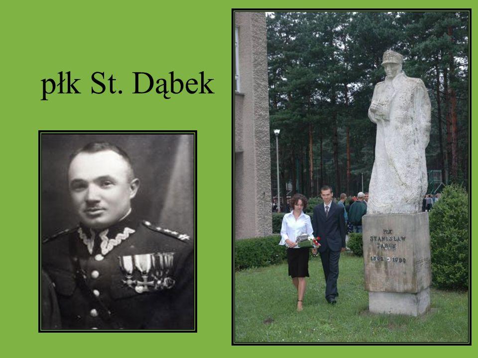 płk St. Dąbek