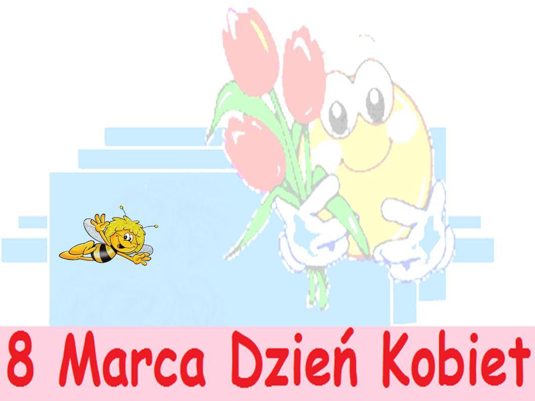 """Dzień Kobiet w Świetlicy Szkolnej """"Pszczółki 8 Marca 2016r."""